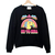 unicorn rainbow go to hell sweatshirt