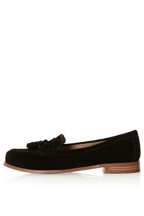 LAVERNE Tassle Loafers - Flats  - Shoes  - Topshop USA