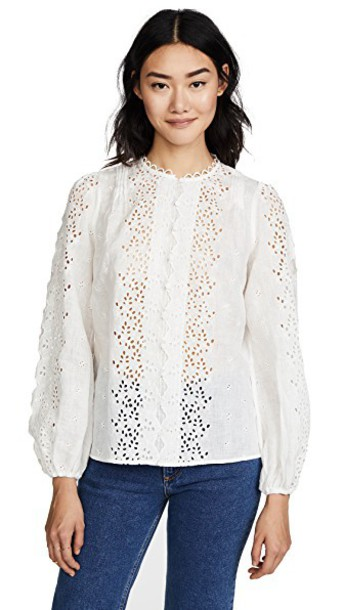 Zimmermann blouse top