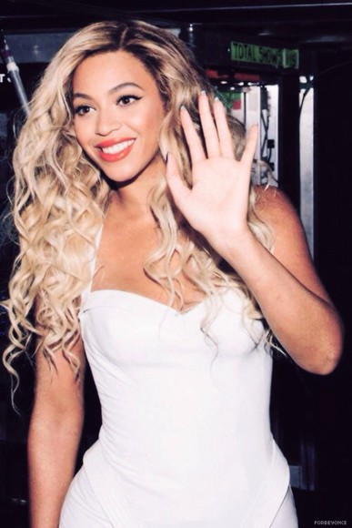 beautiful beyonce dress beyonce knowles sexy white dress