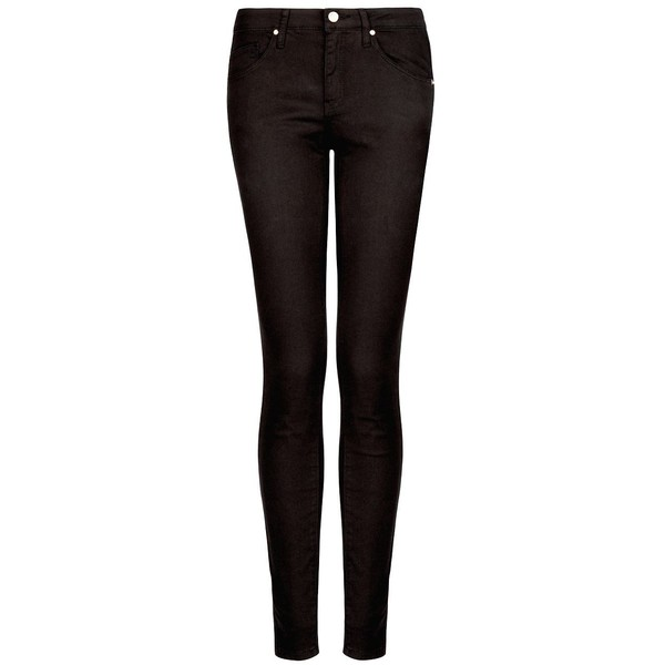 MANGO Super slim-fit Newpaty jeans - Polyvore