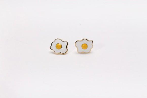 food jewels egg fried egg