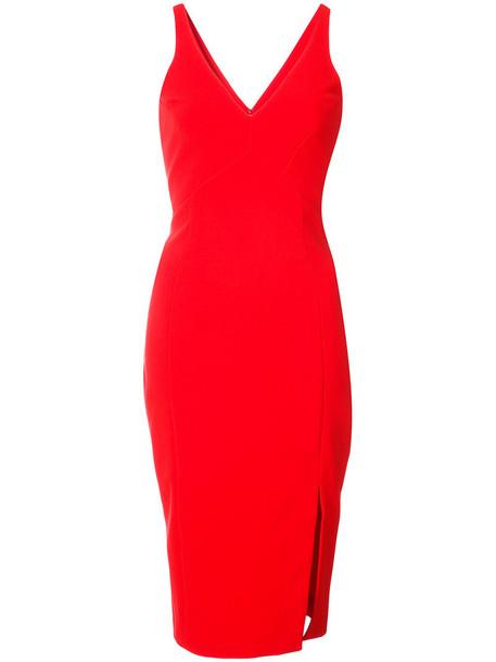 Likely dress bodycon bodycon dress women spandex red