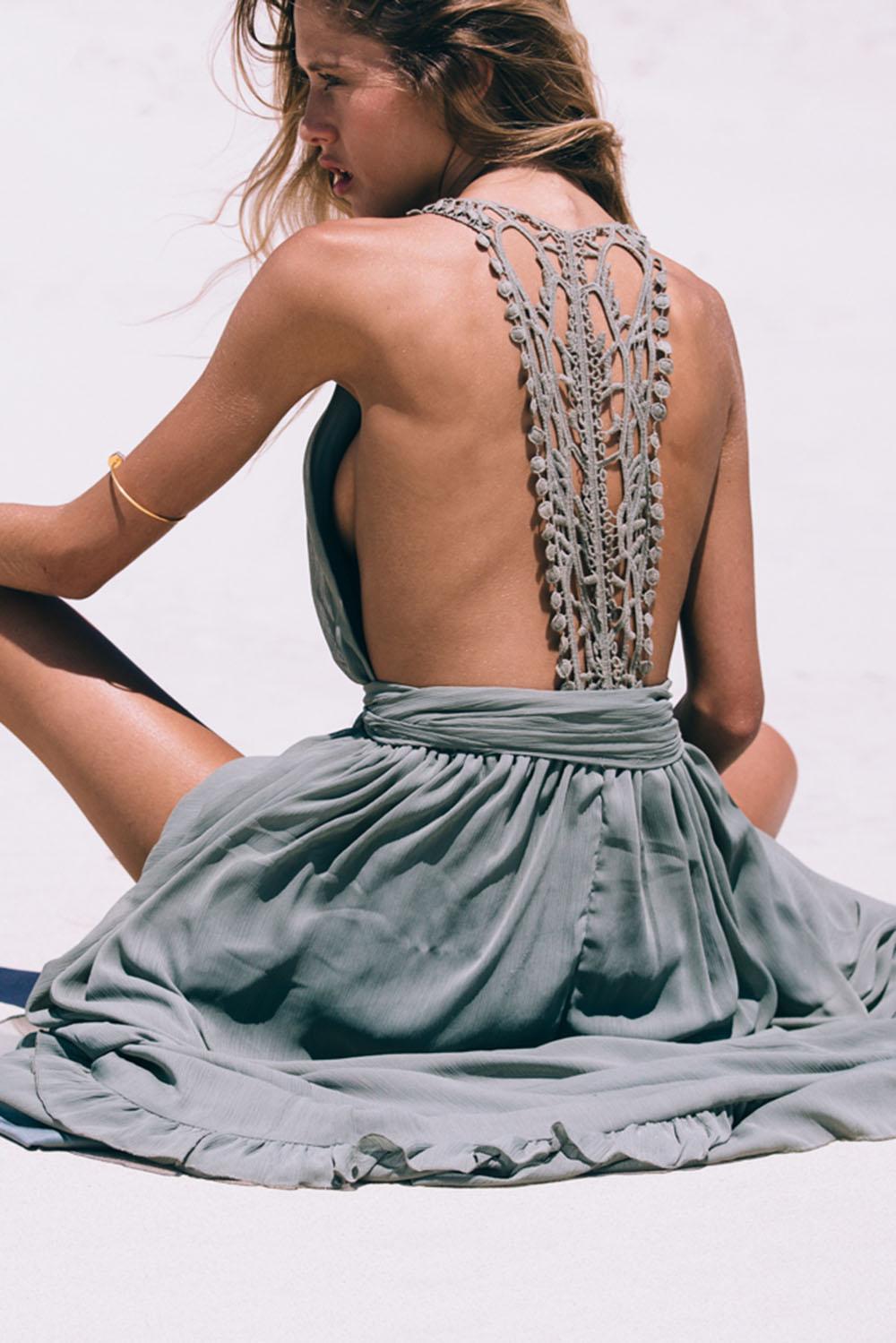 Muse Maxi Dress | SABO SKIRT