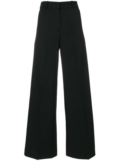Racil women black wool pants