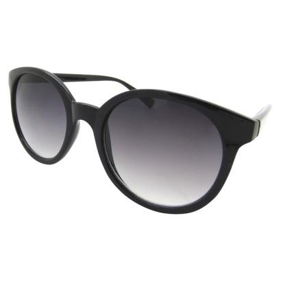 Xhilaration® Round Sunglasses - Black : Target