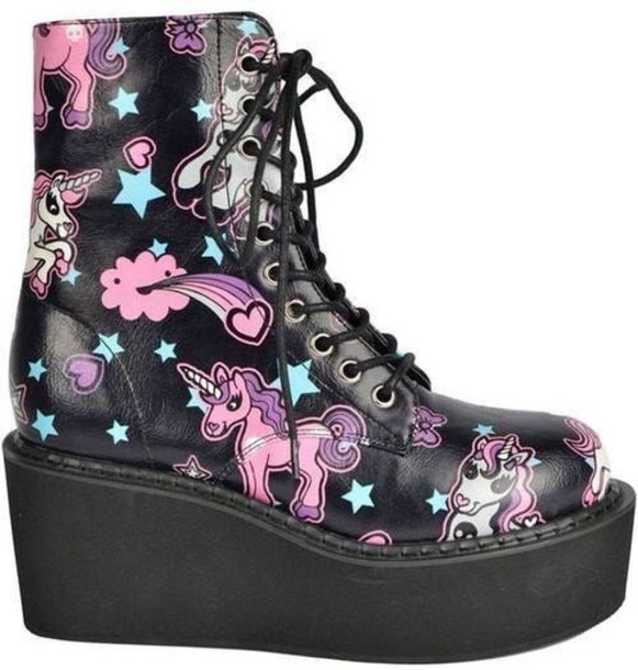 shoes dope kawaii pastel