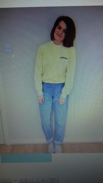 sweater adidas sweater adidas vintage