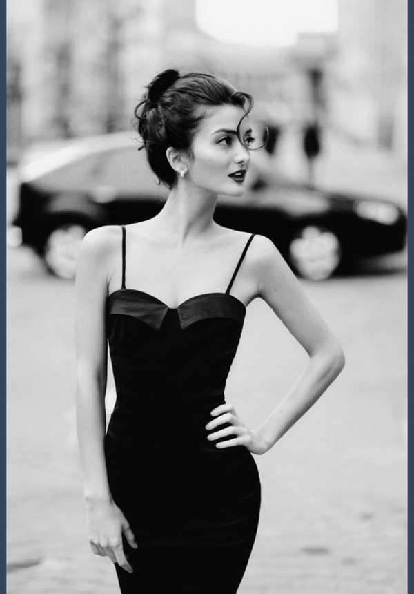 Audrey Hepburn Little Black Dress - Shop for Audrey Hepburn Little ...