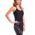 Falda Maise de lentejuelas negras de Vero Moda | BUYLEVARD
