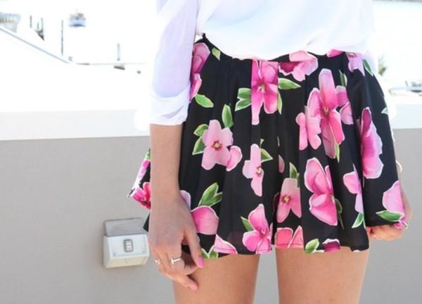 skirt flower skirt skirt