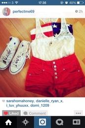 shorts,victoria's secret model,red,shirt,underwear