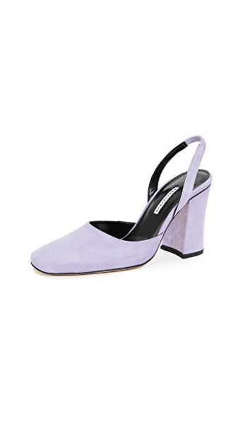 Dorateymur pumps lilac shoes
