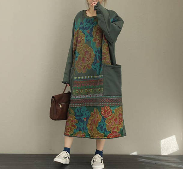 dress oversize dress loose oversize dress