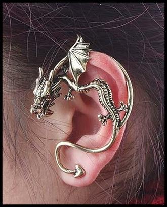 jewels dragon earrings dragon earring