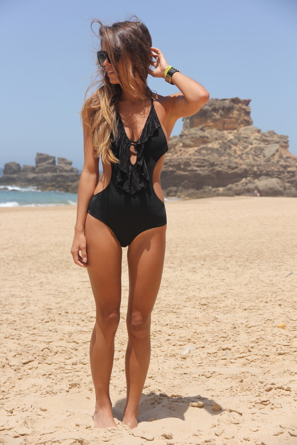 seams for a desire swimwear black black swimwear black bikini black color beach bikini one piece swimsuit swimwear black swimwear