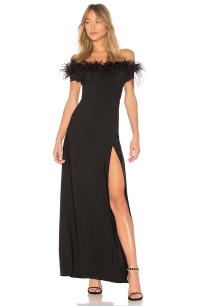 LPA gown black dress