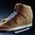 Nike Dunk Sky Hi Print Wmns Sz 6 5 9 528899 201 Filbert Bamboo QS SP Wedge | eBay