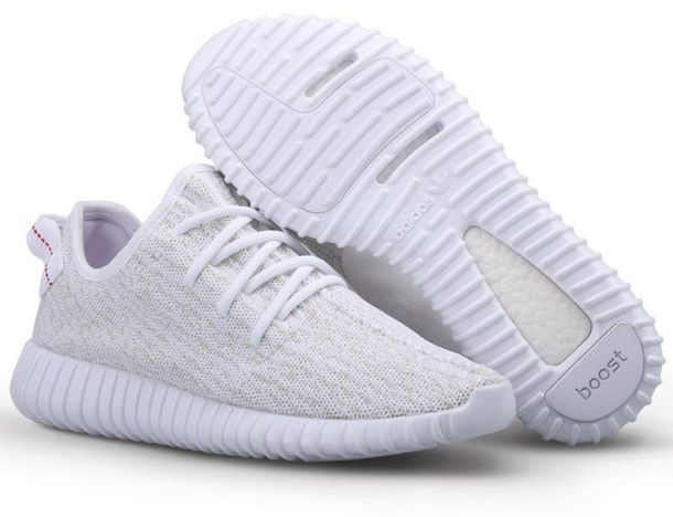 6be93eab24816 shoes girl girly girly wishlist white custom dope yeezy yeezy 350 boost  yeezy season all white