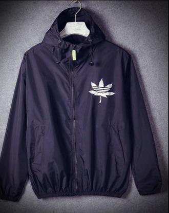 jacket weed dope swag urban toke 420 windbreaker nike style pyrex chef