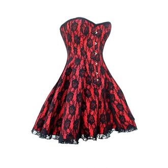dress corset dress corset top lace dress red dress floral dress