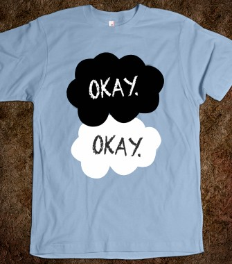 Okay. Okay. - Fangirl Shirts - Skreened T-shirts, Organic Shirts, Hoodies, Kids Tees, Baby One-Pieces and Tote Bags Custom T-Shirts, Organic Shirts, Hoodies, Novelty Gifts, Kids Apparel, Baby One-Pieces | Skreened - Ethical Custom Apparel
