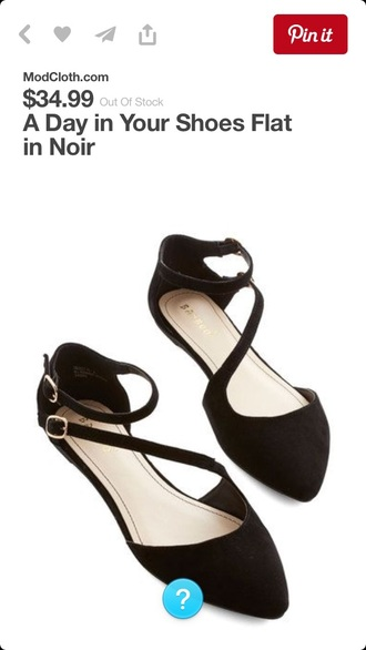 shoes black flat nior flats strappy