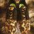 Leopard Cheetah Animal Print Nike Roshe Run Custom Sneakers