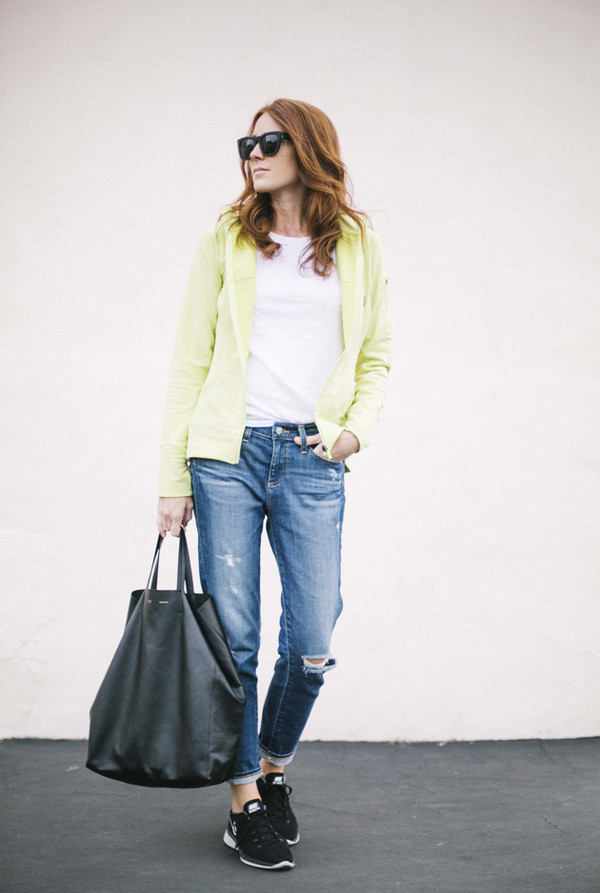 could i have that sweater tank top jeans shoes sunglasses bag athleta