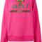 Gucci gucci print oversized sweatshirt - farfetch