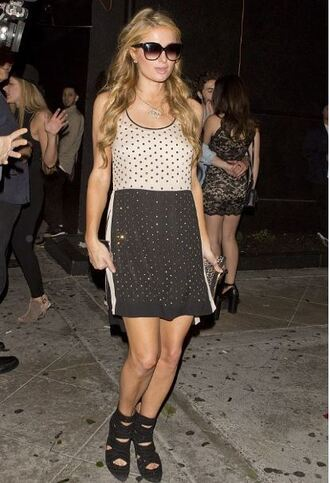 dress paris hilton
