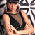 Avril Black Longline Boyfriend Coat - coat - prettylittlething.com | PrettyLittleThing.com