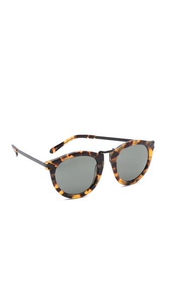 Karen Walker Harvest Sunglasses | SHOPBOP