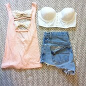 tank top,shorts,Sequin shorts,underwear,white lingerie,crop tops,top,t-shirt,shirt,tumblr,tumblr girl,tumblr clothes,tumblr shirt,tumblr shorts,tumblr bikini,weheartit,cute,cute shorts,girly,perfect,amazing,beautiful,bra,bralet top corset bra,bralette,corset top,corset,beautiful corset,printed corset,High waisted shorts,blouse,pink w/ lace bows