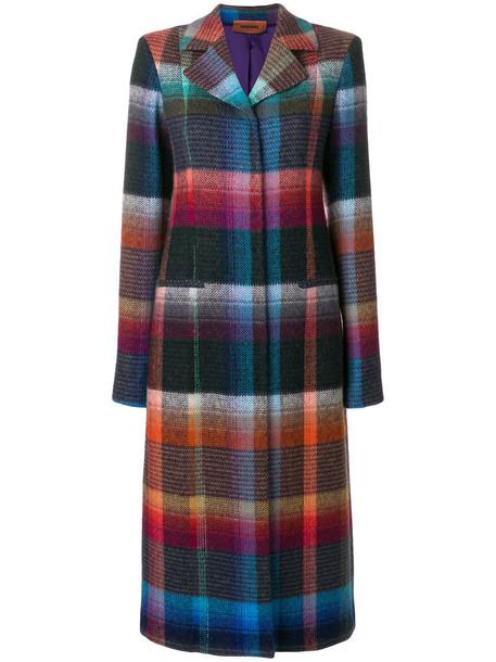 Missoni coat women wool