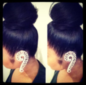 jewels,wings,cuff,ear cuff