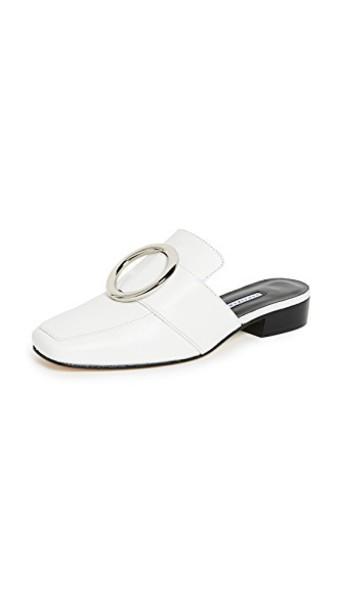 Dorateymur petrol white shoes