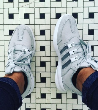shoes adidas adidas shoes sneakers grey