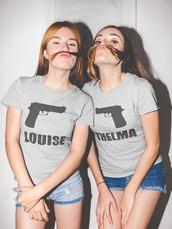 t-shirt,besties,bff,bestfriends shirt,bff shirts,best friends top