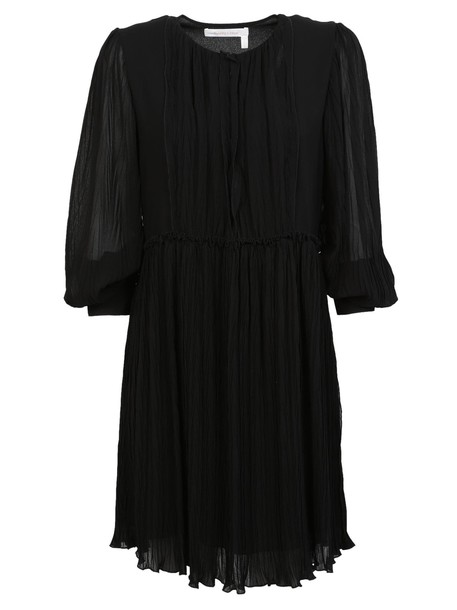 See by Chloe dress smock dress pleated