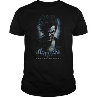 t-shirt batman arkham knight joker the joker video games dark knight caped crusader teehunter