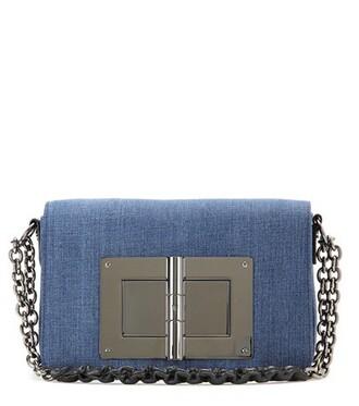 denim new bag shoulder bag blue