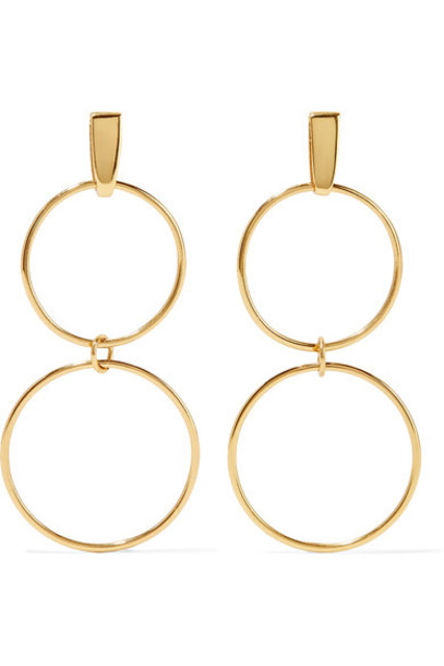 Natasha Schweitzer earrings gold jewels