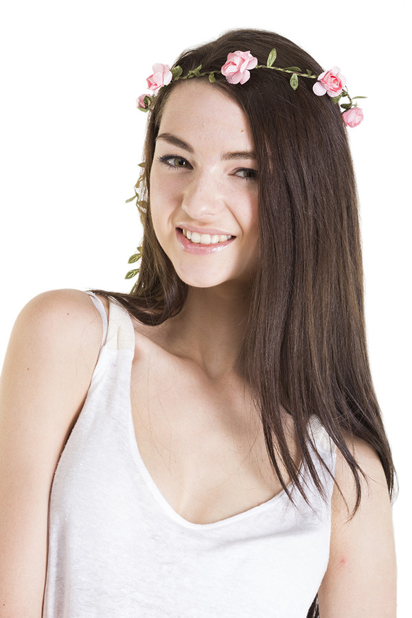 hair accessory flower crown xirl