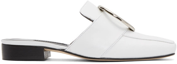 Dorateymur loafers white petrol shoes