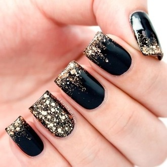 nail polish paillettes or