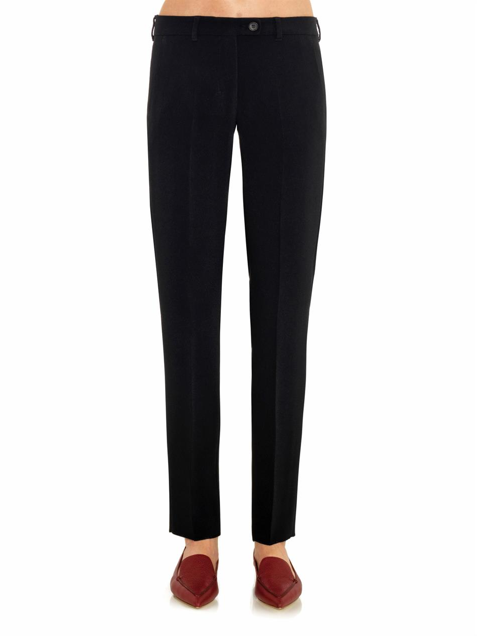 Pomez tailored trousers