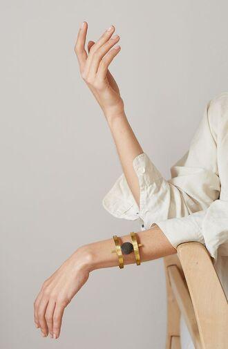 jewels bracelets cuff bracelet jewelry hand jewelry gold bracelet statement bracelet
