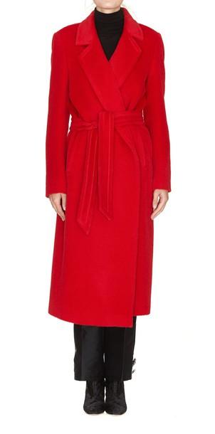 TAGLIATORE coat red