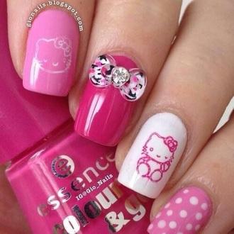 nail accessories nails nail polish bows